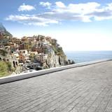 gray terrace
