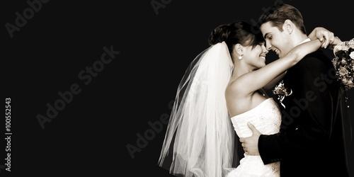 Plakat Wedding.