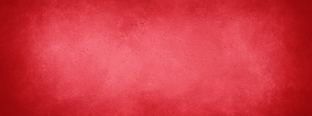 large red background, vintage marbled textured border