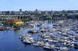 Vancouver, Granville Island and marina