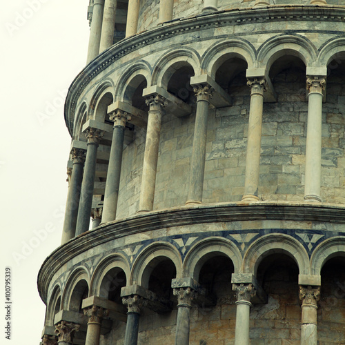 Leaning Tower of Pisa, Italy - 100795339