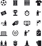 FOOTBALL/SOCCER icons