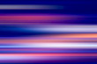 abstract of night lights in the city with motion blur - 100856355