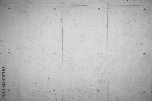 Poster Betonbehang Cement or Concrete wall texture and background