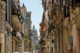 Narrow Street - Old Havana - Cuba
