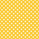 Polka dots seamless pattern background.