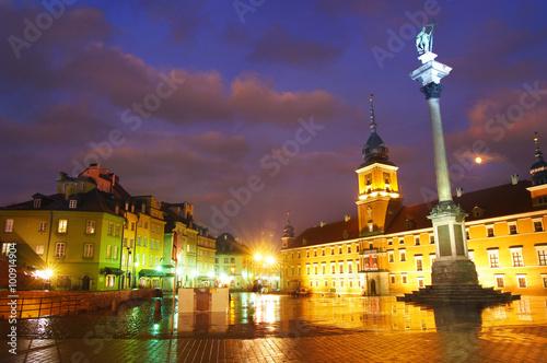 obraz lub plakat Warsaw