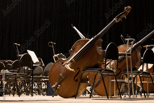 Instruments Symphony Orchestra onstage - 100922317