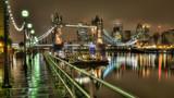 Tower Bridge HDR - 100957573