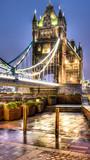 Tower Bridge HDR - 100957587