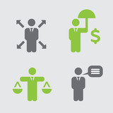 Business Policies Icons