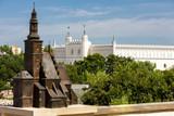 Zamek w Lublinie i model kościoła teologicznego, województwo lubelskie, Pol
