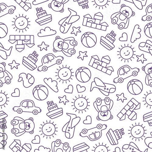 Pattern Kids - 101086759