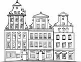 Wroclaw Rynek square facades