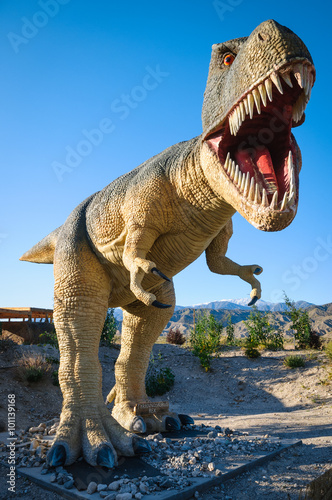 Poster Cabazon Dinosaurs
