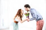 Fototapety love couple