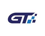 GT digital letter logo