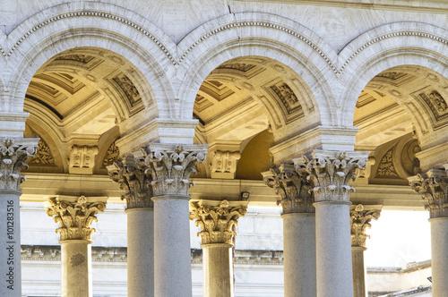 Fototapeta basilica di san paolo a Roma