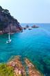 Obrazy na płótnie, fototapety, zdjęcia, fotoobrazy drukowane :  Mediterranean coast of Spain