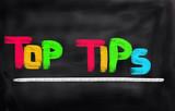 Top Tips Concept