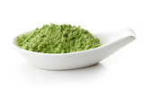 Young barley or wheat grass, detox superfood
