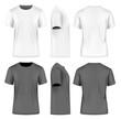 Men short sleeve t-shirt .