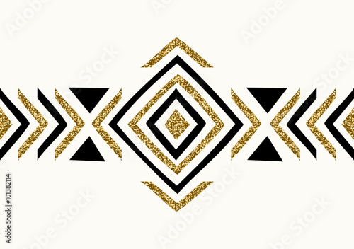 Abstract Ethnic Design - 101382114