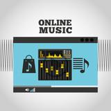 online music design