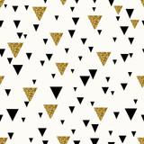 Abstract Geometric Seamless Pattern - 101392592