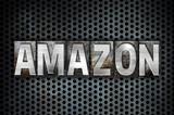 Amazon Concept Metal Letterpress Type