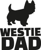 West Highland Terrier dad - 101415719