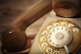vecchio telefono analogico
