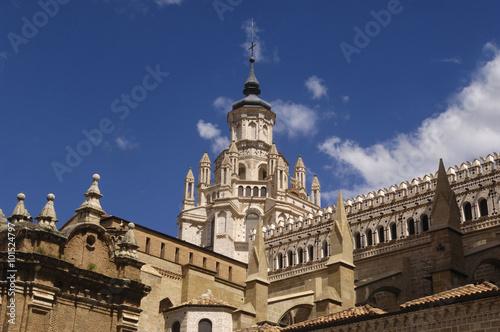 Cathedral of Tarazona, Zaragoza province,Aragon,Spain