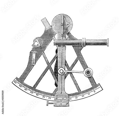Sextant Scientific Drawing Navigation   Buy Photos   AP Images   DetailView