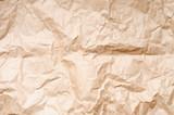 carta da pacchi stropicciata, background