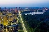 Набережная в Киеве