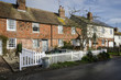 roleta: Row of cottages in a Village in Kent