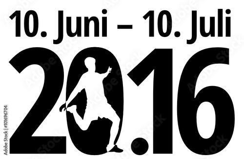 10. Juni - 10. Juli 2016