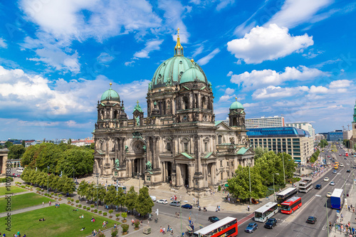 Sliko View of Berlin Cathedral