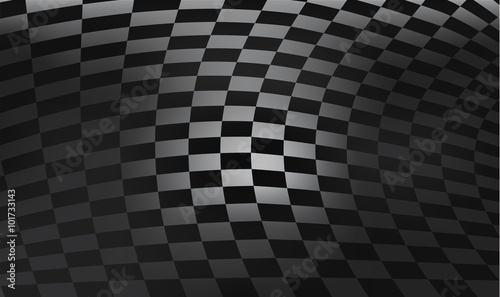 Fotobehang Stof checkered race flag. Racing flags. Background checkered flag For