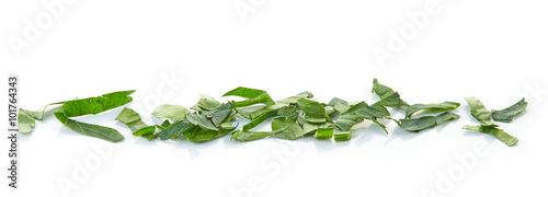 Papiers peints Légumes frais chopped parsley leaves