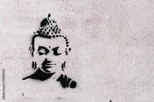 Tag petit bouddha Poster