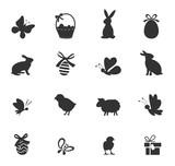 Fototapety Ostern Symbole