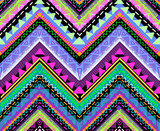 Tribal Aztec print ~ seamless background
