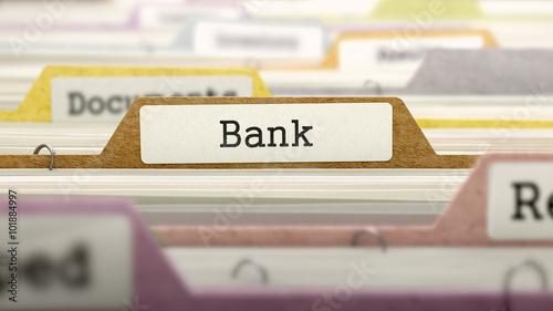 Bank on Business Folder in Catalog.