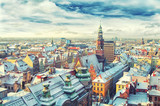 Fototapety Poland. View of Wroclaw