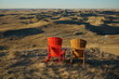 Prairie Chairs, Grass Lands National Park