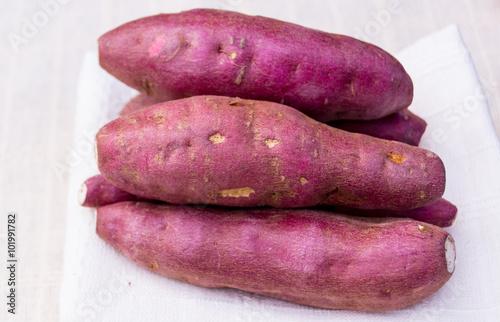 Poster  Japanese sweet potato