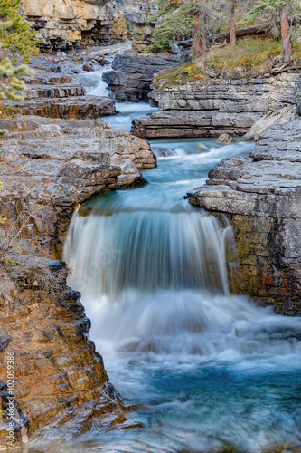 Fototapeta Beauty Creek Falls