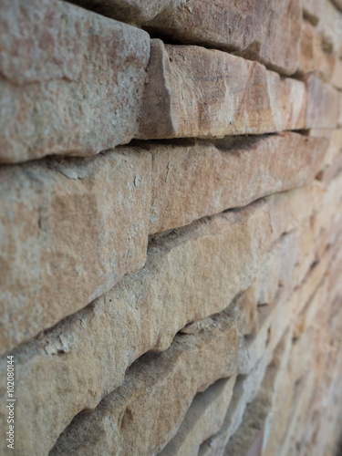 texture of stone wall Poster